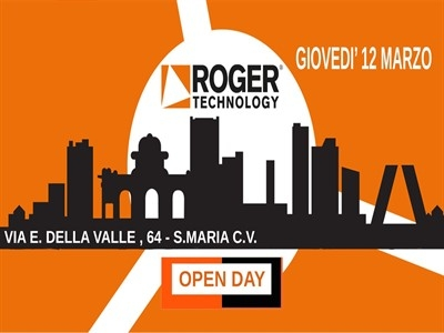 roger open day